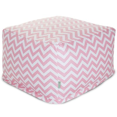 Aspen Large Ottoman Upholstery: Baby Pink