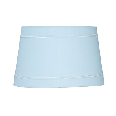10 Textile Empire Lamp Shade Shade Color: Blue