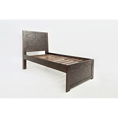 Macey Twin Platform Bed Size: Twin Panel Bed