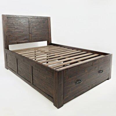 Macey Platform Bed Size: Queen
