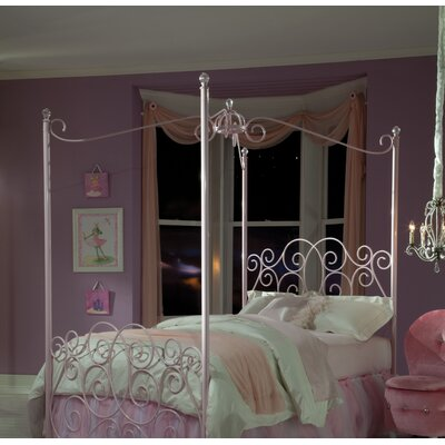 Sarai Canopy Bed