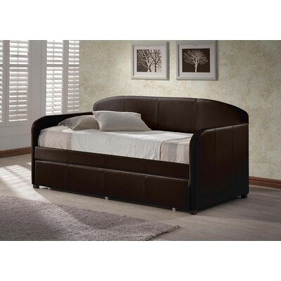 Richard Daybed Accessories: Without Trundle, Finish: Brown