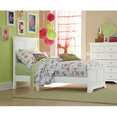 Javin Panel Bed with Trundle