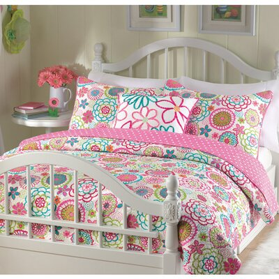 Kaela Quilt Set Size: King