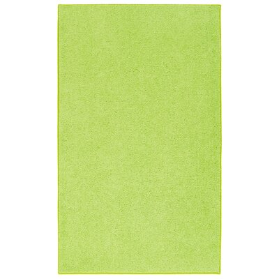 Anika Lemon Lime Green Area Rug Rug Size: 9 x 12