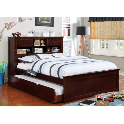 Aynor Panel Bed with Storage