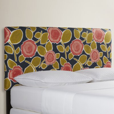Eloy Upholstered Panel Headboard Size: Queen