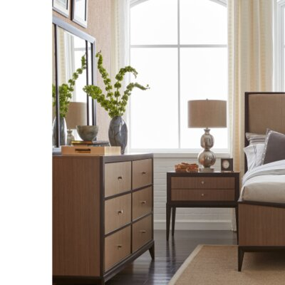 Alysa Urban Rhythm Panel Customizable Bedroom Set