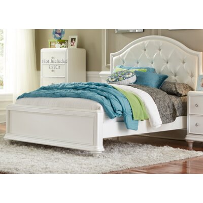 Cynthia Panel Bed
