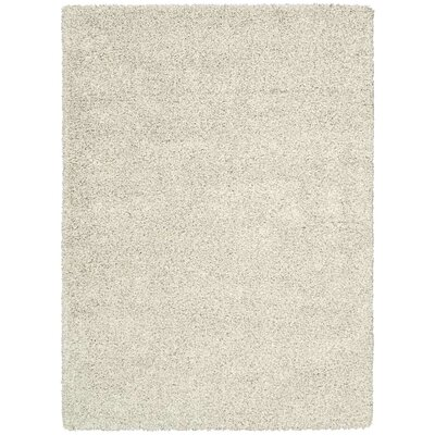 Shelley Bone Area Rug Rug Size: Rectangle 53 x 75