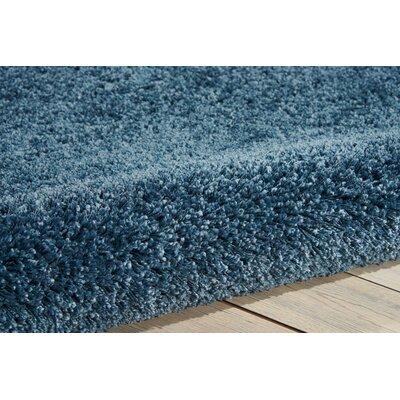 Shelley Slate Blue Area Rug Rug Size: Rectangle 311 x 511