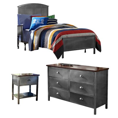 Florence Panel Configurable Bedroom Set