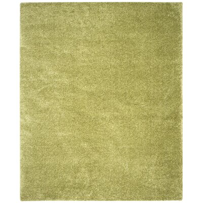 Davey Green Rug Rug Size: Rectangle 8 x 10