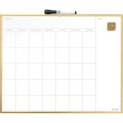 Magnetic Dry Erase Calendar 364U00-01