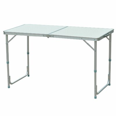 Camping Picnic Table Table Size: 47 L X 23.5 W