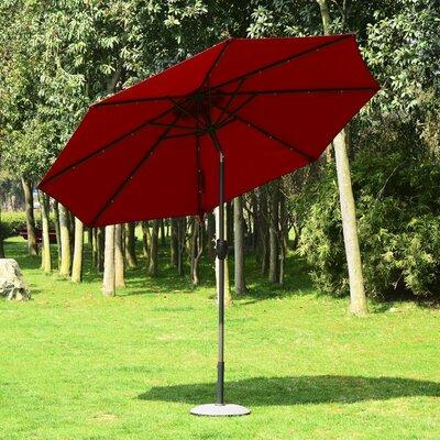 9' Market Umbrella 840-125WR