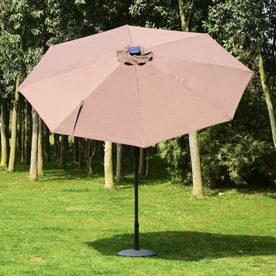 9' Market Umbrella 840-125CF