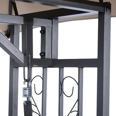 Deja Porch Swing with Stand