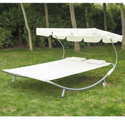 Anne Double Hammock with Stand