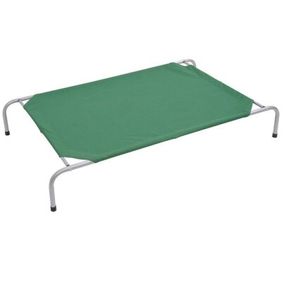 Elevated Dog Bed/Pet Cot Size: Small (43 L x 31 W)
