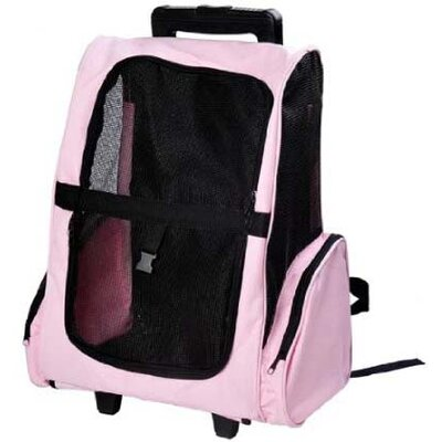 Deluxe Travel Pet Carrier Color: Pink