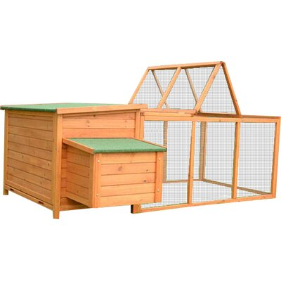 Pawhut Chicken Coop