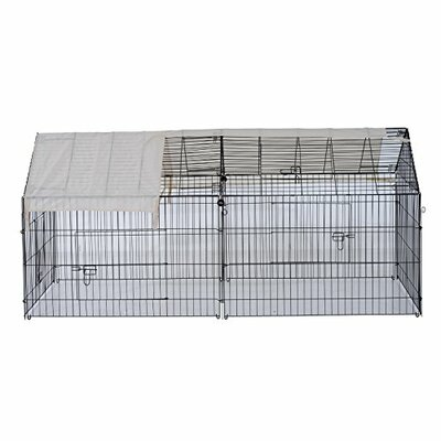 Metal Outdoor Animal Enclosure