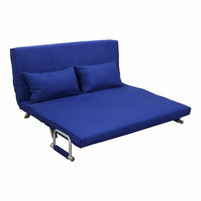 02-0755 HMCO1082 HomCom Folding Futon Couch Sleeper Sofa