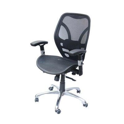 Deluxe Ergonomic High Back Mesh Desk Chair Upholstery 1521 Product Picture