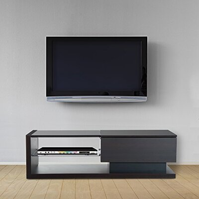 Margery Modern 51 TV Stand Color: Brown