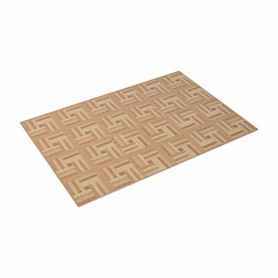 Juan Interlocking Tiles Puzzle Eva Foam Doormat Color: Light Wood