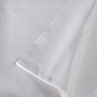 4 Piece 1000 Thread Count Egyptian Quality Cotton Sheet Set Size: King, Color: White