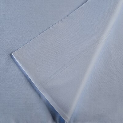 300 Thread Count Egyptian Quality Cotton Sheet Set Color: Blue, Size: King