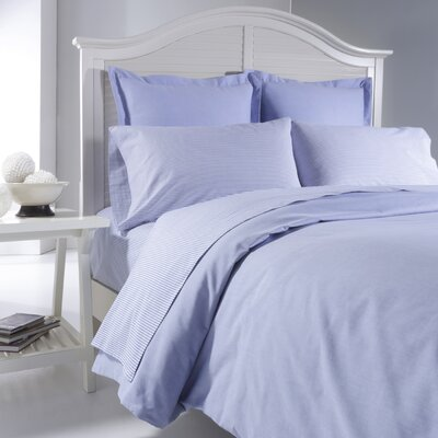 Kinney Sheet Set Size: Queen, Color: Blue