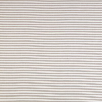 Yarn Dyed Stripe Sheet Set Size: Full, Color: Sand