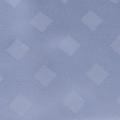 Diamond Woven Jacquard Sheet Set Color: Spa Blue, Size: Queen