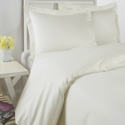 300 Thread Count Egyptian Quality Cotton Sheet Set Color: Ivory, Size: King