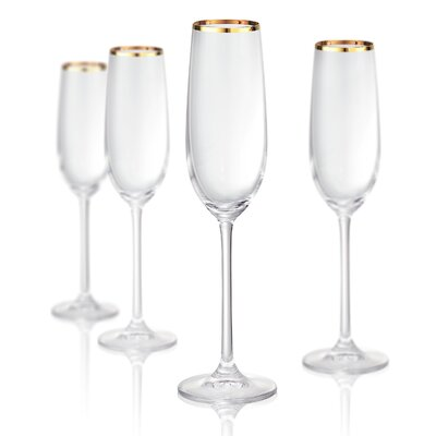 8 oz. Champagne Glass 70212B