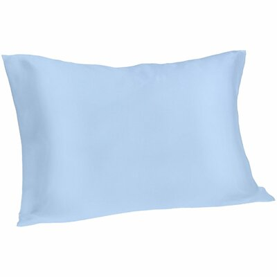 Dale Pillowcase Size: Queen, Color: Blue