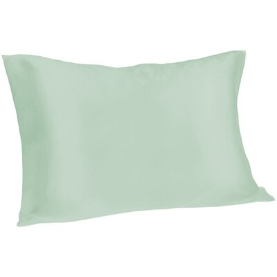 Dale Pillowcase Size: Queen, Color: Light Blue