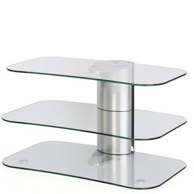 Arc 32-39 TV Stand Width of TV Stand: 18 H x 32 W x 22 D