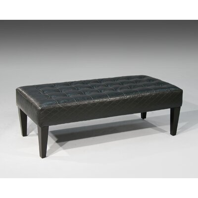 David Tufted Occasional Ottoman