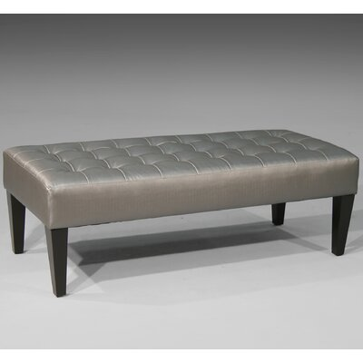Keith Tufted Occasional Ottoman