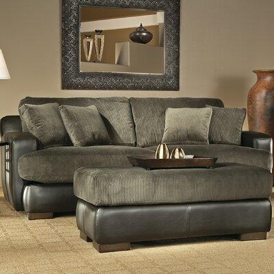 Hendrix Sofa Upholstery: Smoke