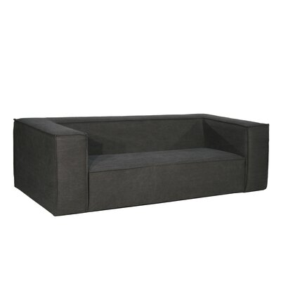 Rabbia Sofa Upholstery: Gray