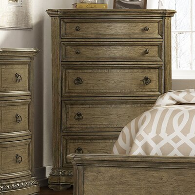 Harriet 5 Drawer Chest