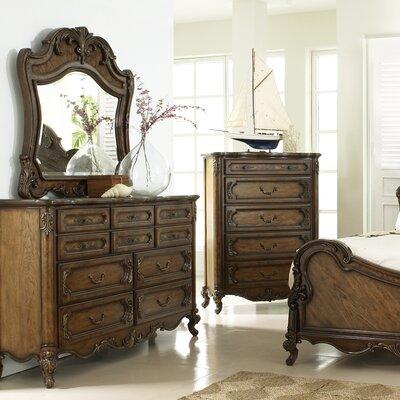 Georgina Dresser and Mirror