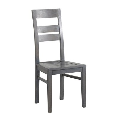 Titan Solid Wood Dining Chair (Set of 2)
