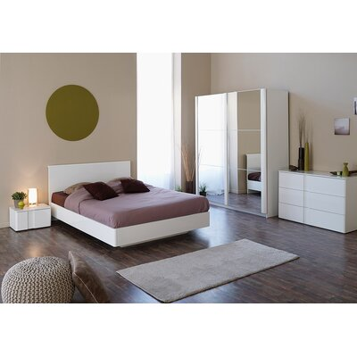 Wesley Platform Configurable Bedroom Set