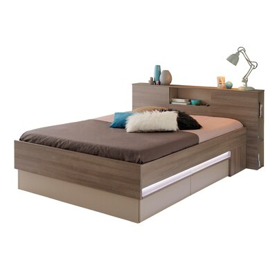 Satty Full/Double Storage Platform Bed